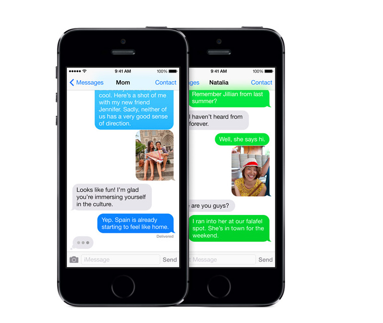 how to monitor text messages on iphone 6 Plus
