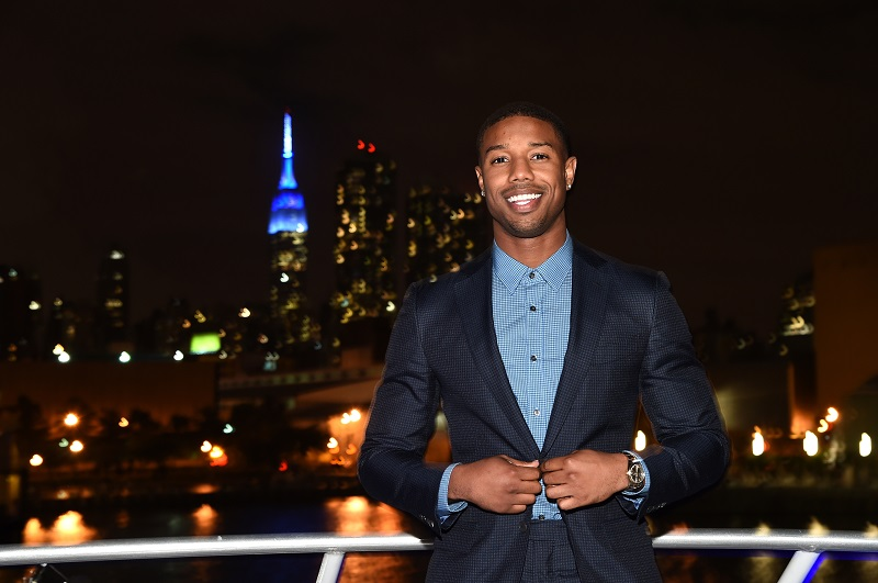 Michael B. Jordan sets sail to celebrate new AXE Gold Temptation