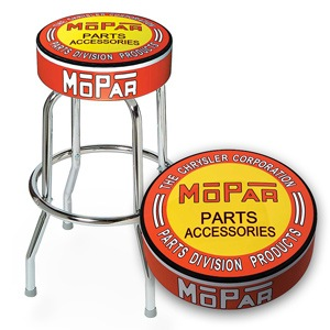 Mopar stool | FCA US LLC.