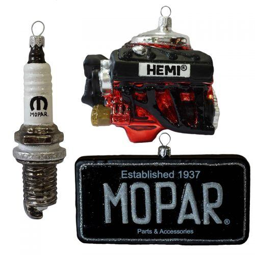 Mopar Christmas ornaments | FCA US LLC.