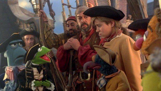 'Muppet Treasure Island'
