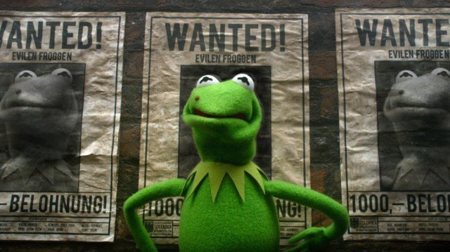 'Muppets Most Wanted'