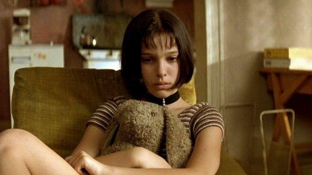 Natalie Portman in 'Leon: The Professional'