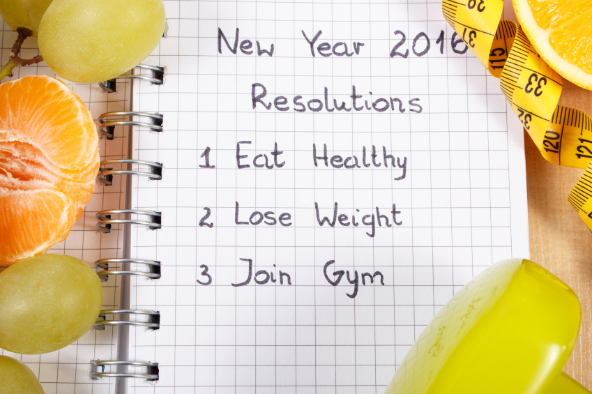 resolutions, goals