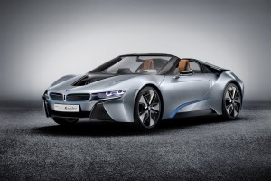 The BMW i8 Spyder Is Almost Ready to Hit the Streets