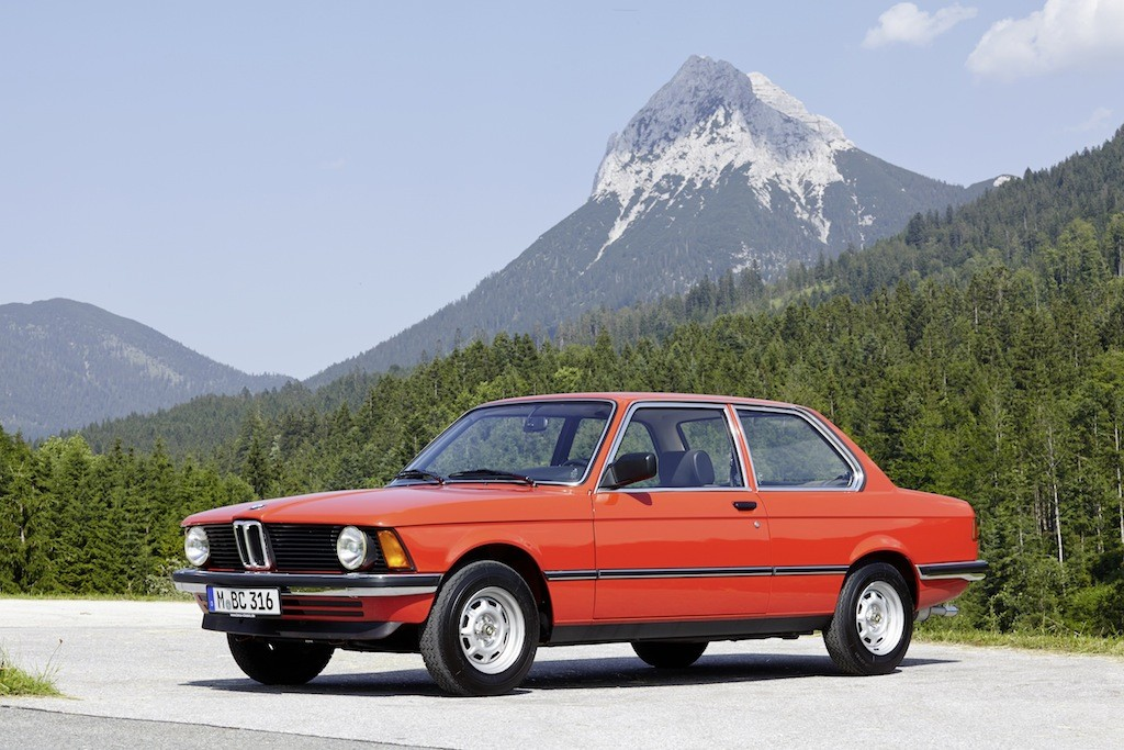 The 3 Series at 40: A Look Back at BMW\'s Signature Car