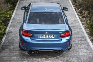 BMW's M2 Will Take a North American Bow at the Detroit Auto Show