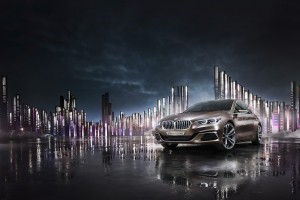 What the Compact Concept Sedan Says About the Future of BMW