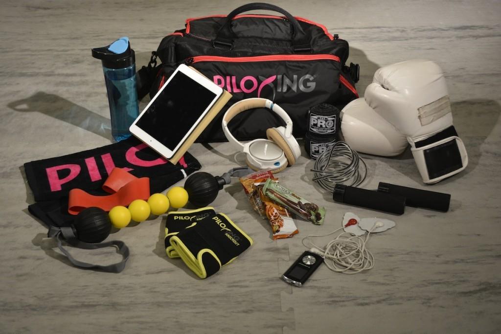 PILOXING Gym Bag