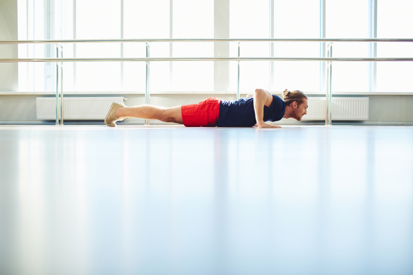 Body weight exercise