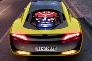 Rinspeed's 'Ʃtos': Science Fiction is Becoming Reality
