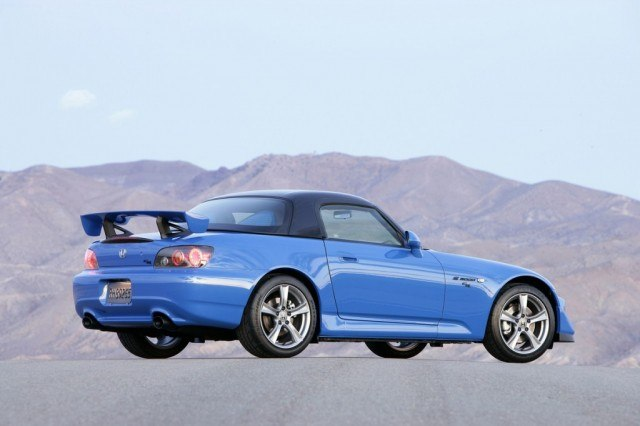 The Honda S2000 CR was the final and most track focused version of the little roadster | Honda