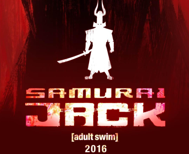 Samurai Jack - Adult Swim