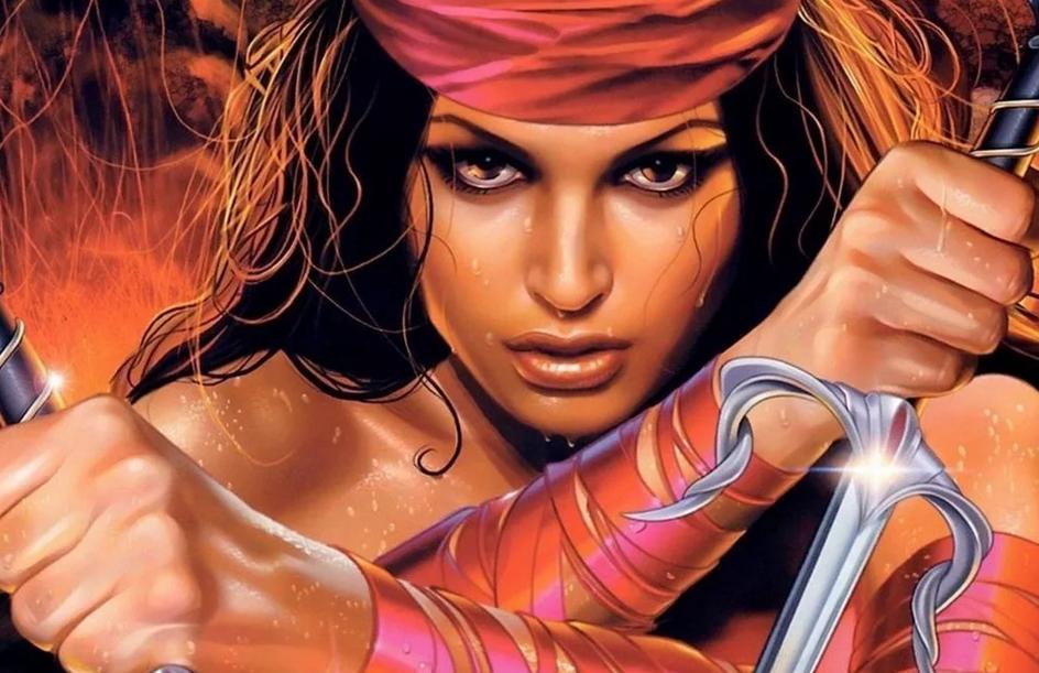 Elektra - Marvel Comics