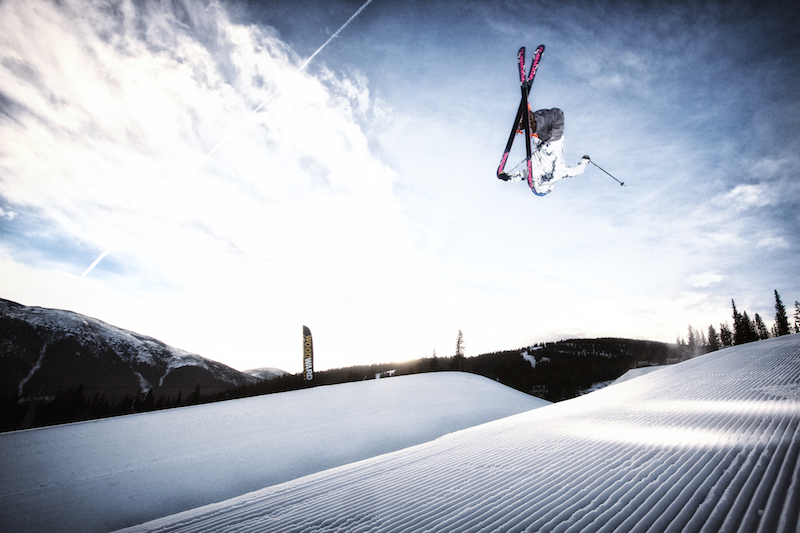 skier, Copper Mountain Resort