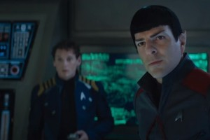 'Star Trek Beyond': A Movie That's Constantly At Odds With Itself