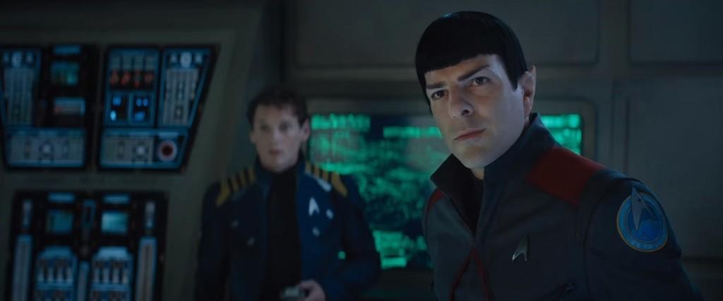 Star Trek Beyond Spock