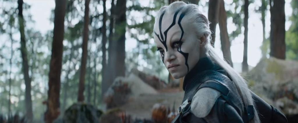 Sofia Boutella in Star Trek Beyond