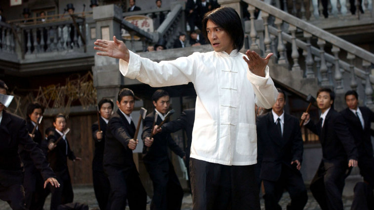 Stephen Chow in 'Kung Fu Hustle'