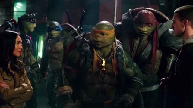 'Teenage Mutant Ninja Turtles: Out of the Shadows'