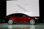 Tesla Model X Is Flying Off Production Lines