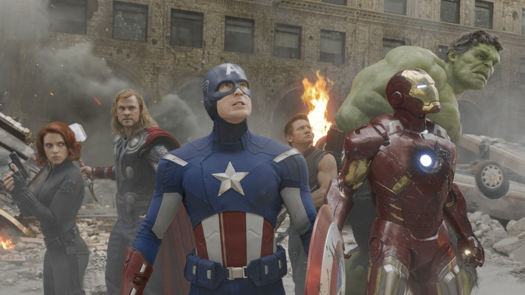 The Avengers, Marvel