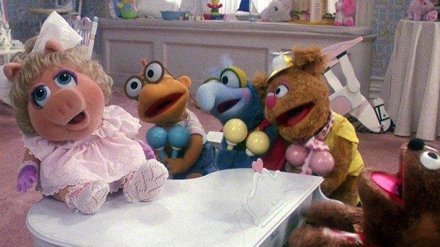 'The Muppets Take Manhattan'