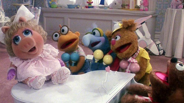 'The Muppets Take Manhattan'