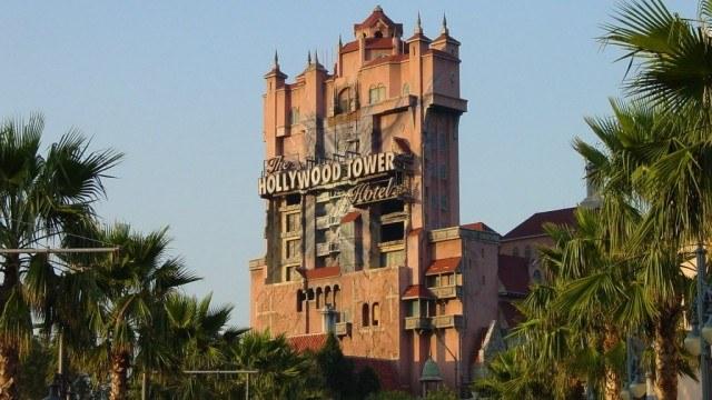 The Twilight Zone Tower of Terror