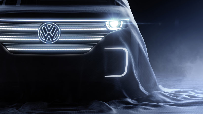 VW at CES 2016