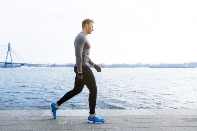 Those same base layers can keep you warm when wearing a suit | iStock.com