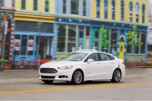 Ford's Sheryl Connelly Talks Auto Trends for 2016
