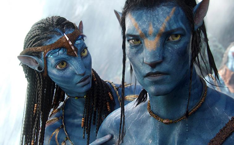 James Cameron's Avatar film