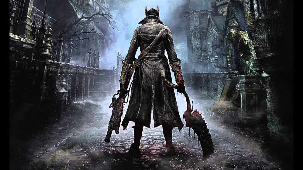 Cover art for 'Bloodborne'