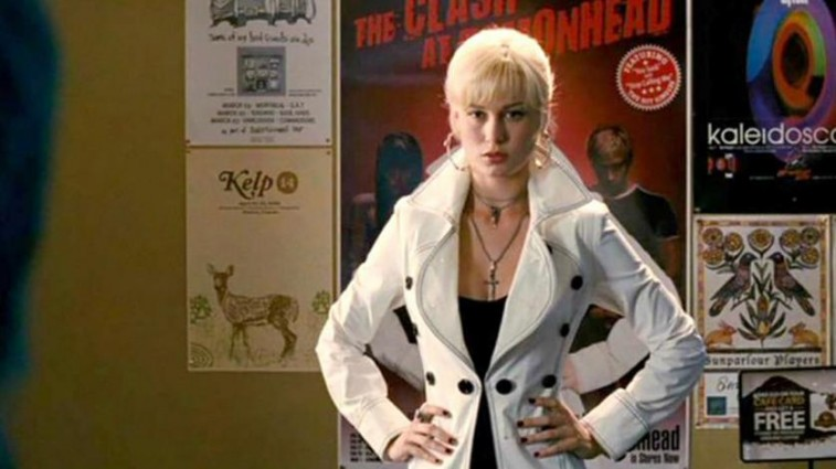 Brie Larson in Scott Pilgrim vs. the World