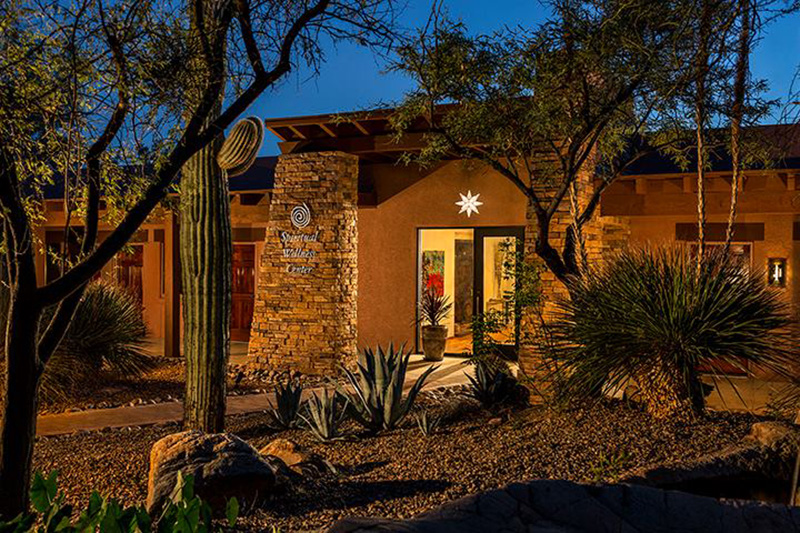 Canyon Ranch resort in Tucson, Arizona