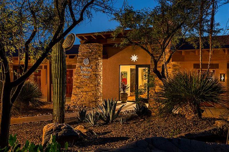 Canyon Ranch resort in Tucson, Arizona