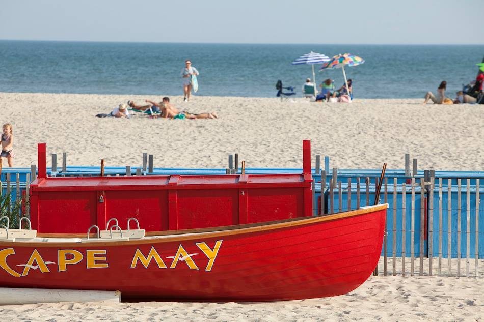 cape may new jersey beach