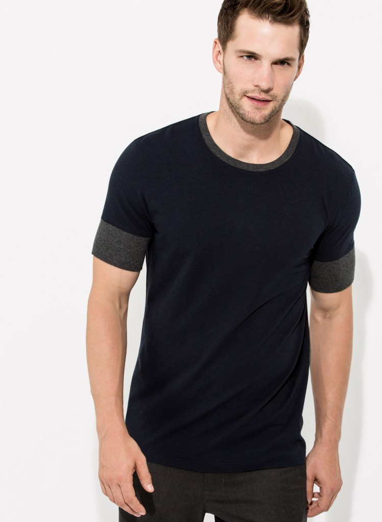 tee-shirt, cashmere