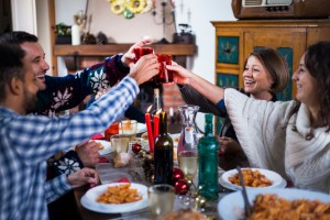 Gain Weight During Holidays? How to Be Healthy and Enjoy the Food