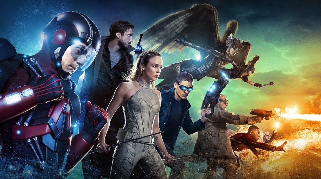 DC's Legends of Tomorrow | Source: The CW