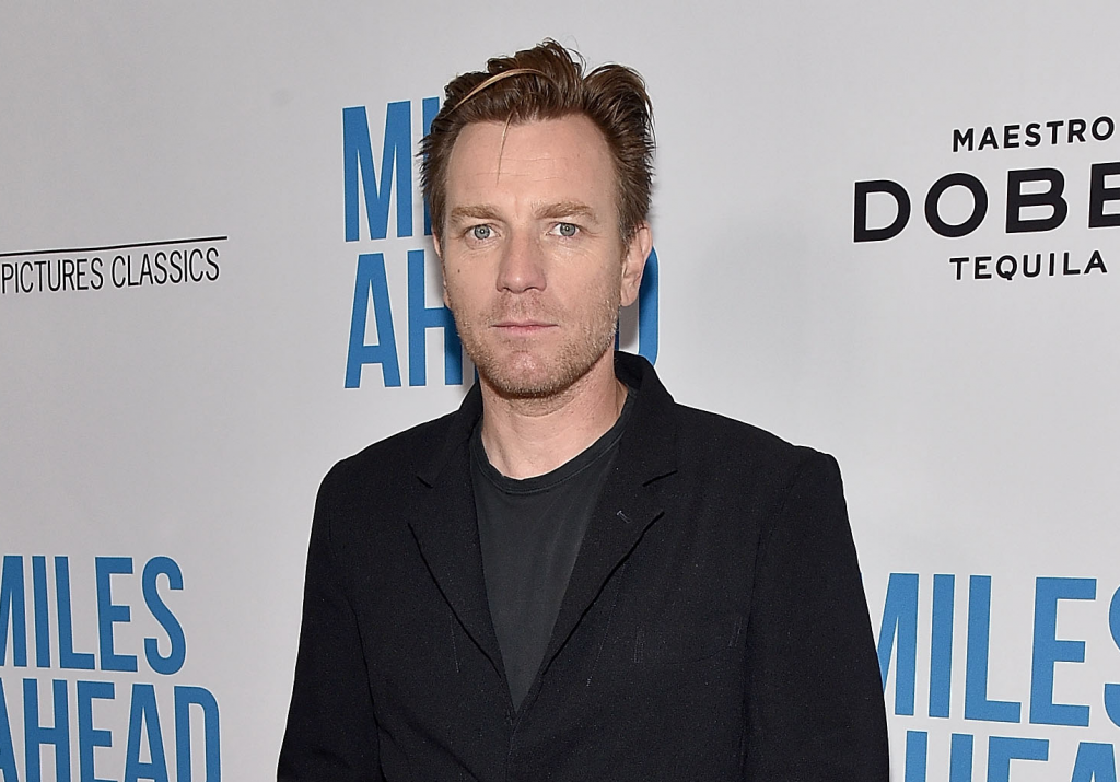 Ewan McGregor | Mike Windle/Getty Images
