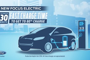 New Ford Focus Electric: Is 100 Miles and Fast-Charging Enough?