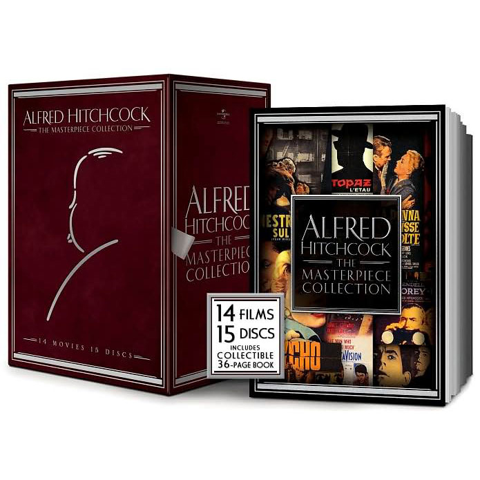 Alfred Hitchcock Masterpiece Collection