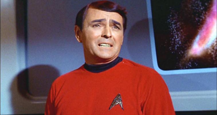Star Trek, James Doohan
