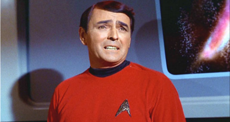 Star Trek, James Doohan