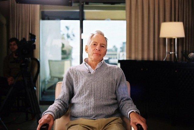Robert Durst in HBO's 'The Jinx'