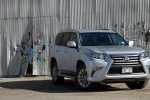2016 Lexus GX 460: A Luxury SUV You Can Take Off-Road