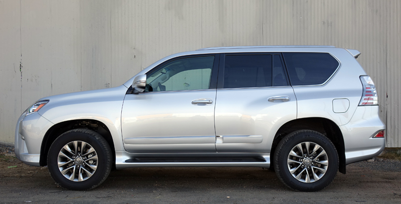 2016 lexus gx 460 a luxury suv you can take off road. Black Bedroom Furniture Sets. Home Design Ideas