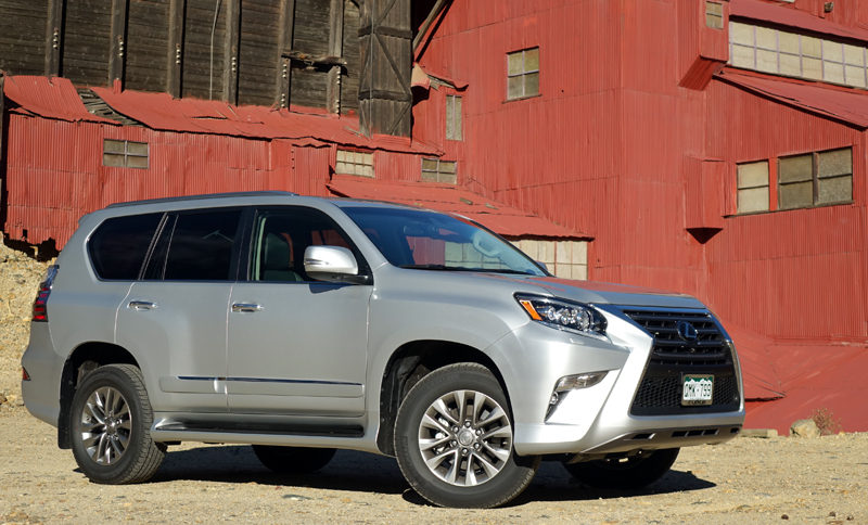 Lexus Gx 460 Reviews >> 2016 Lexus GX 460: A Luxury SUV You Can Take Off-Road